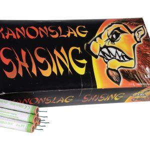 Kanonslag Shising 200 rotjes