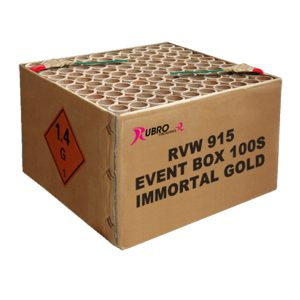 Event Immortal Gold - rvw915 - Rubro vuurwerk
