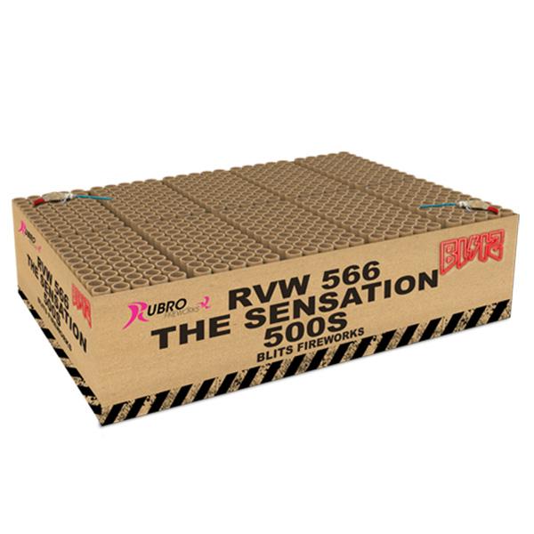 THE SENSATION 500