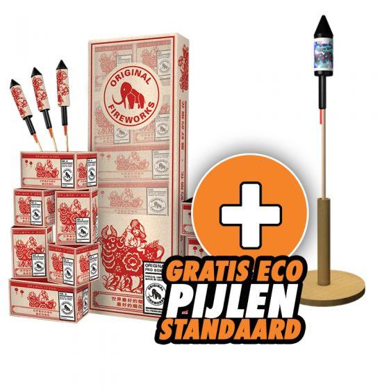 Original Pro Box 2 - Nu met gratis pijlenstandaard