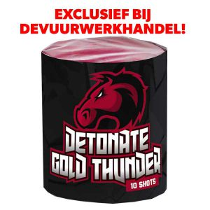 DETONATE GOLD THUNDER
