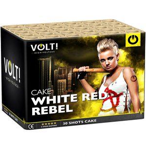 White Red Rebel (6205)