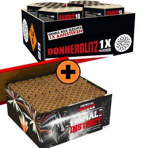 Combideal: Donnerblitz & Primal Instinct