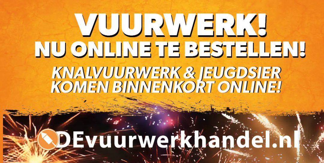 DEvuurwerkhandel Haaksbergen - Nu online!