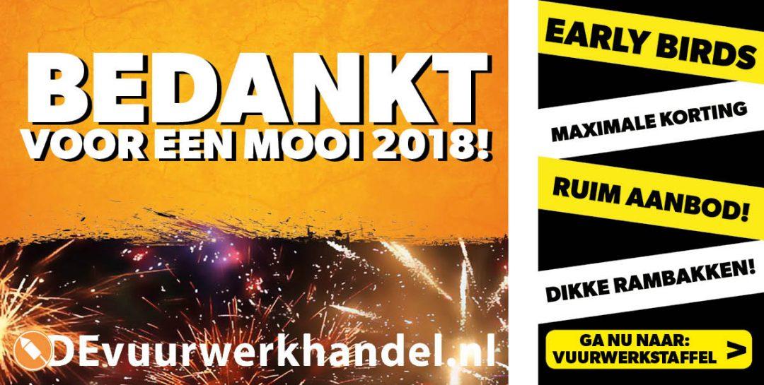 DEvuurwerkhandel - Ga nu naar vuurwerkstaffel.nl