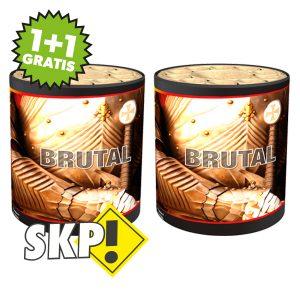 Brutal 1+1 GRATIS! (*SKP)