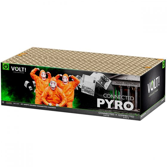 Pyro connected compound box