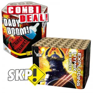 Combideal: Exploding Hymir & Baby-BOOM!