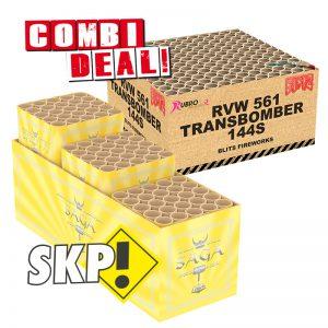 Combi deal: Transbomber & Saga! Mega deal!