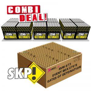Combideal: Zena Ultimate Box &Event Gates of Detonation